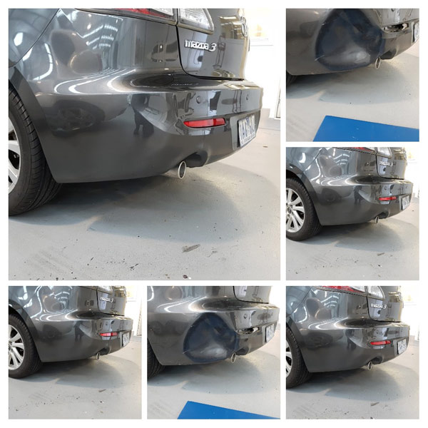 Bumper Repair Melbourne