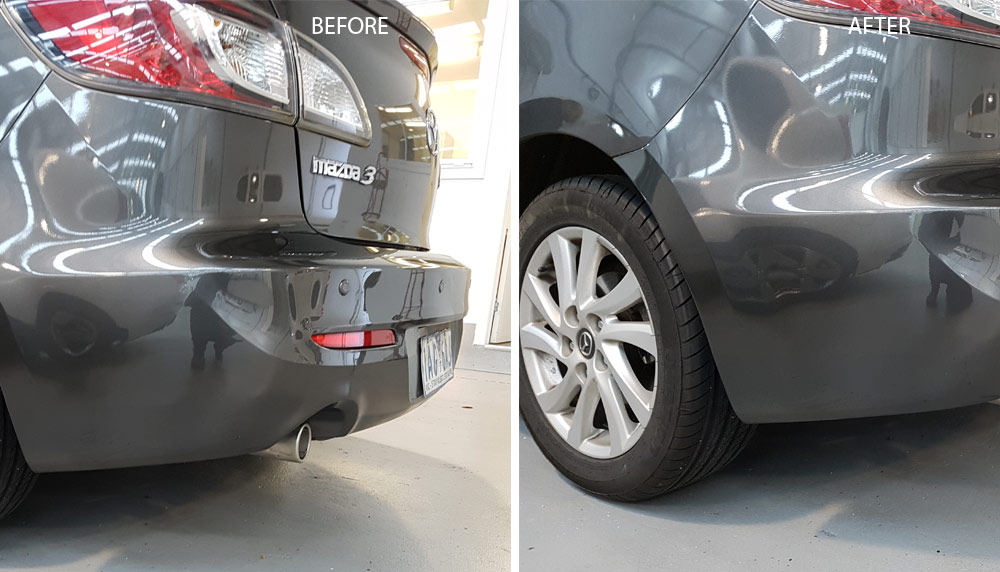 Bumper Repair in Melbourne