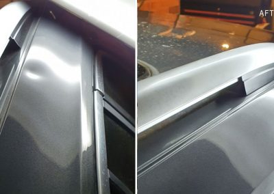 Dent-repaired-on-Volkswagen-pillar-repaired-with-glue-pull-techniques
